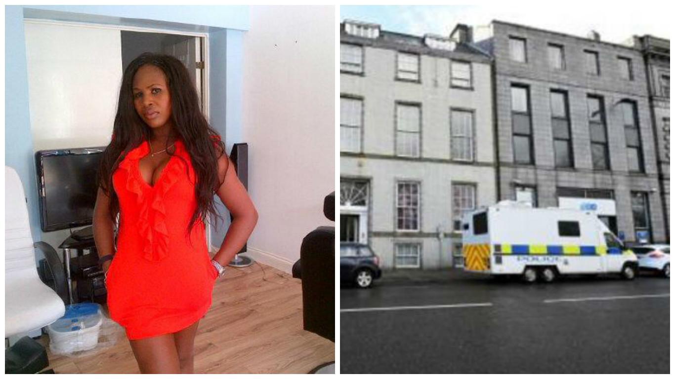 Prostitutes Aberdeen