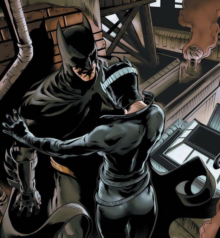 Erotic massage Batman